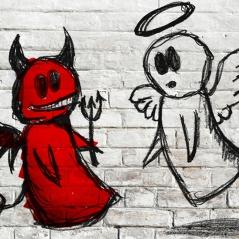 Despre îngeri, demoni, stafii și spirite