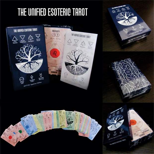 Unified Esoteric Tarot